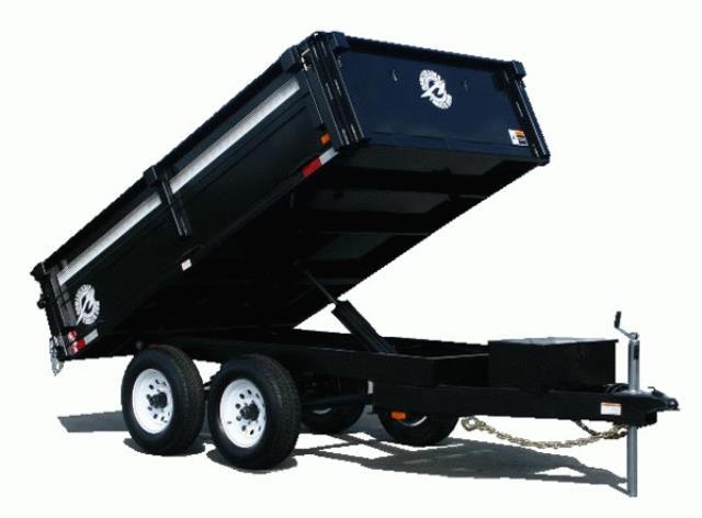 HOMESTEADER 12 FOOT DUMP TRAILER Rentals Castle Rock CO, Where to
