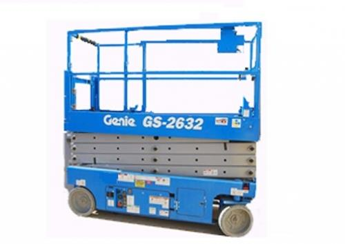 Where to find Genie 2632 Scissor Lift in Castle Rock
