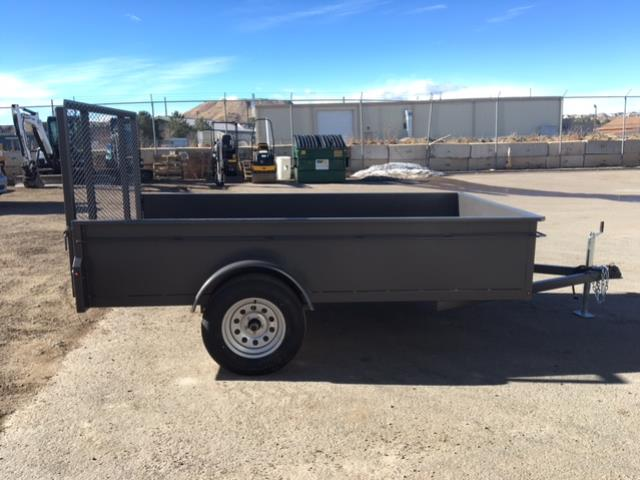 Where to find 5.5  x 10  Utility Trailer in Castle Rock