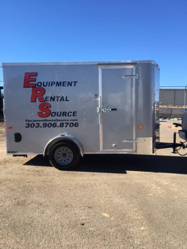 Where to find 6  x 12  Cargo Trailer in Castle Rock