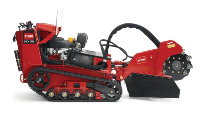Where to find Toro STX-38 Stump Grinder in Castle Rock