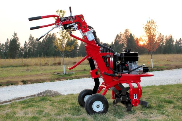 Where to find Barreto 622GT Garden Tiller in Castle Rock