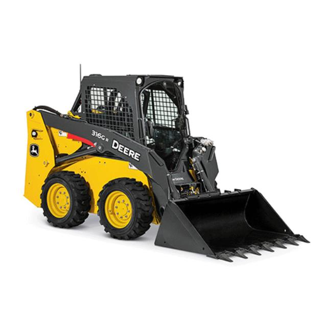 Where to find John Deere 316GR Skid Steer in Castle Rock