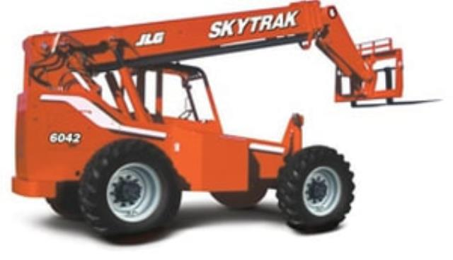 Where to find JLG SkyTrak 6042 Forklift in Castle Rock