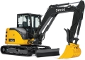 Rental store for JD 60G Mini-Excavator in Castle Rock CO